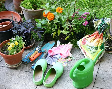 Gartenkalender: Arbeitskalender der Gartenarbeiten nach Monaten